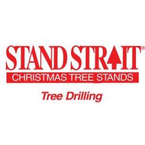 Stand-Strait Tree Drilling Banner