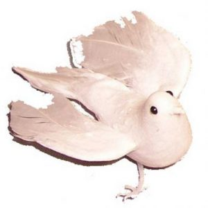 Dove 4″ Flying