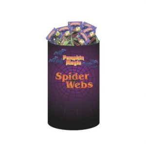 Spider Web Dump Display