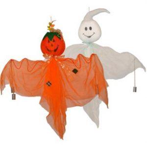 48″ Fall & Halloween Wind Chime