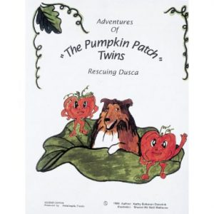 Coloring Book – The Pumpkin Patch Twins