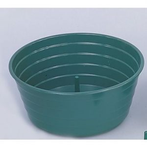Water Bowl w/Hole & Grommet – Stand-Strait
