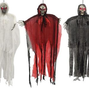 45″ Hanging Ghouls W/LED Eyes