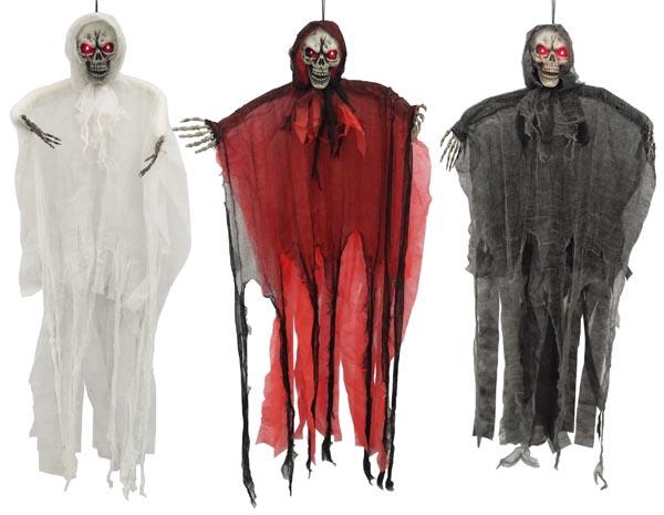 45″ Hanging Ghouls W/LED Eyes