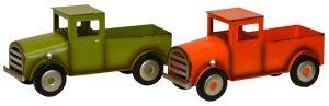 12″ Metal Harvest Truck