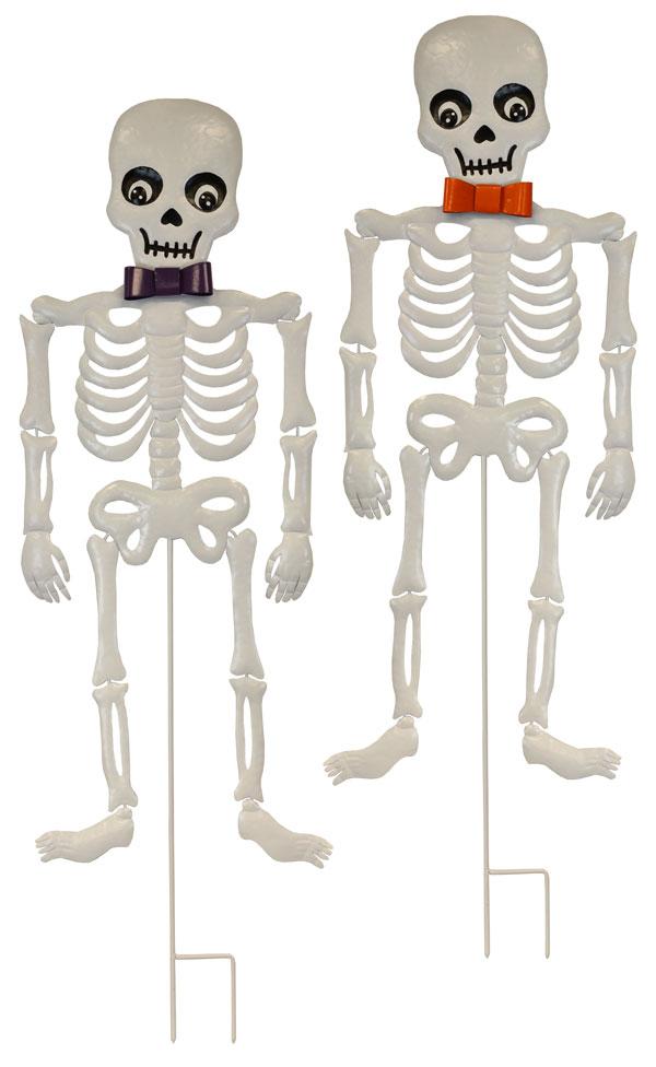 39″ Metal Skeleton Stake
