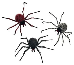 22″ Hairy Spiders