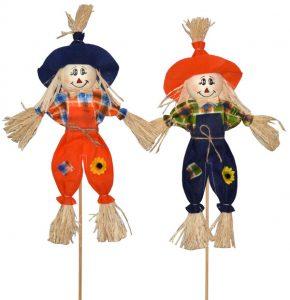18″ Scarecrow Pick