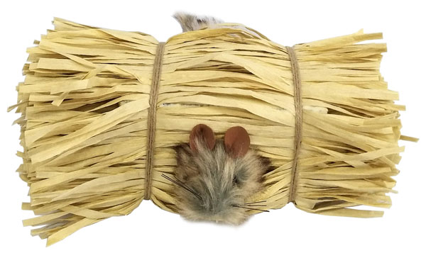 11″ Animated Haystack w/ Mouse, Motion and Sound