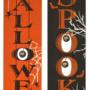 48″ Halloween Signs
