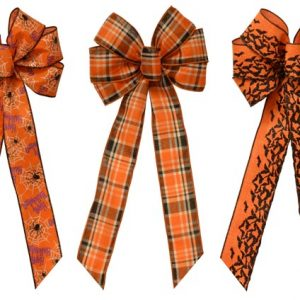 Wired Halloween Bow Assortment