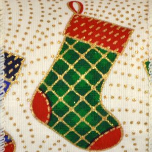 Wired Christmas Stocking #40
