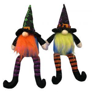 13″ Light Up Halloween Gnomes