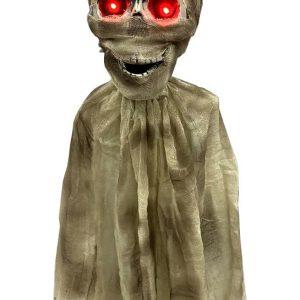 26″ Animated Mummy Head