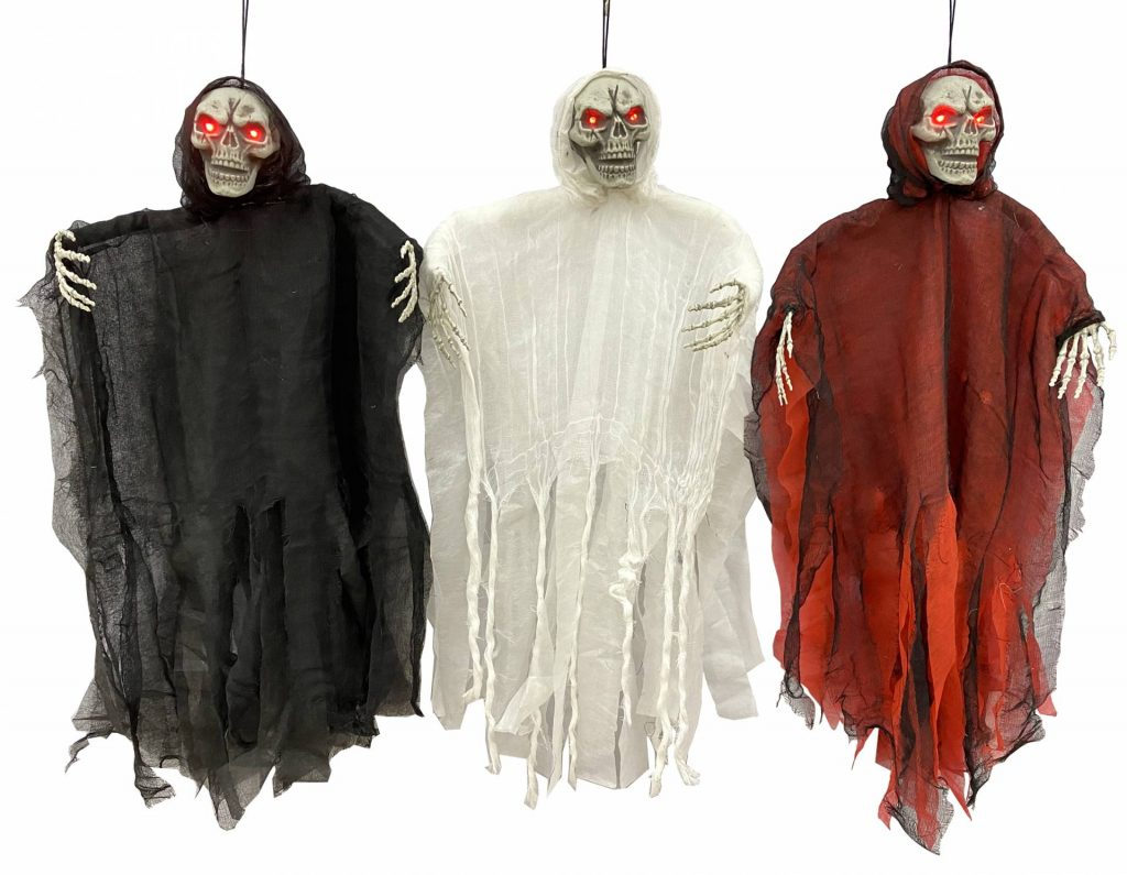 37″ Hanging Ghoul