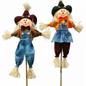 36″ Scarecrow Assortment