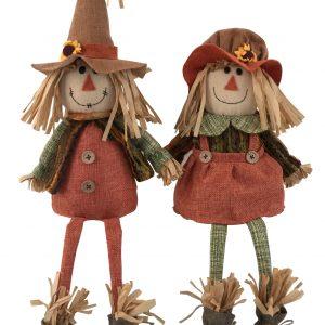 18″ Plush Scarecrow