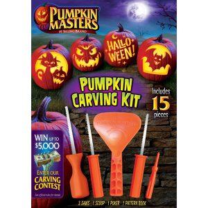 Pumpkin Masters Carving Kits