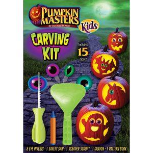 Pumpkin Masters Kids Carving Kit