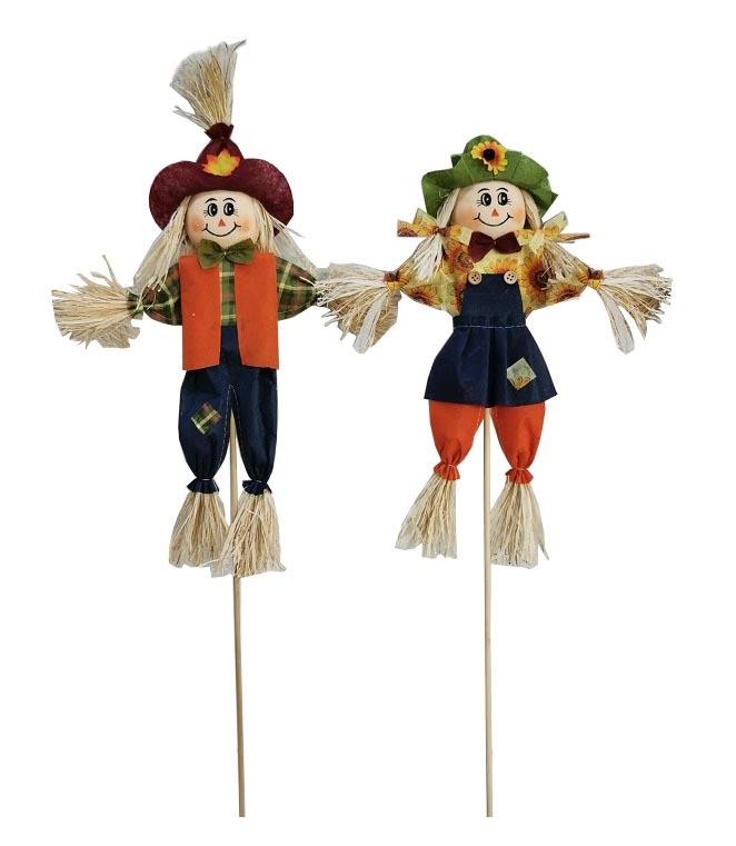 24″ Scarecrow Assortment